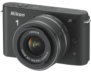 Nikon J1  Camera on QuiBids
