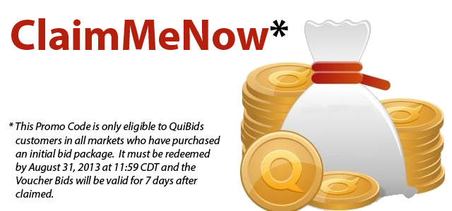 QuiBids Coupon Code