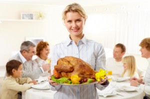 QuiBids customers are gobbling up deals on turkey dinners.